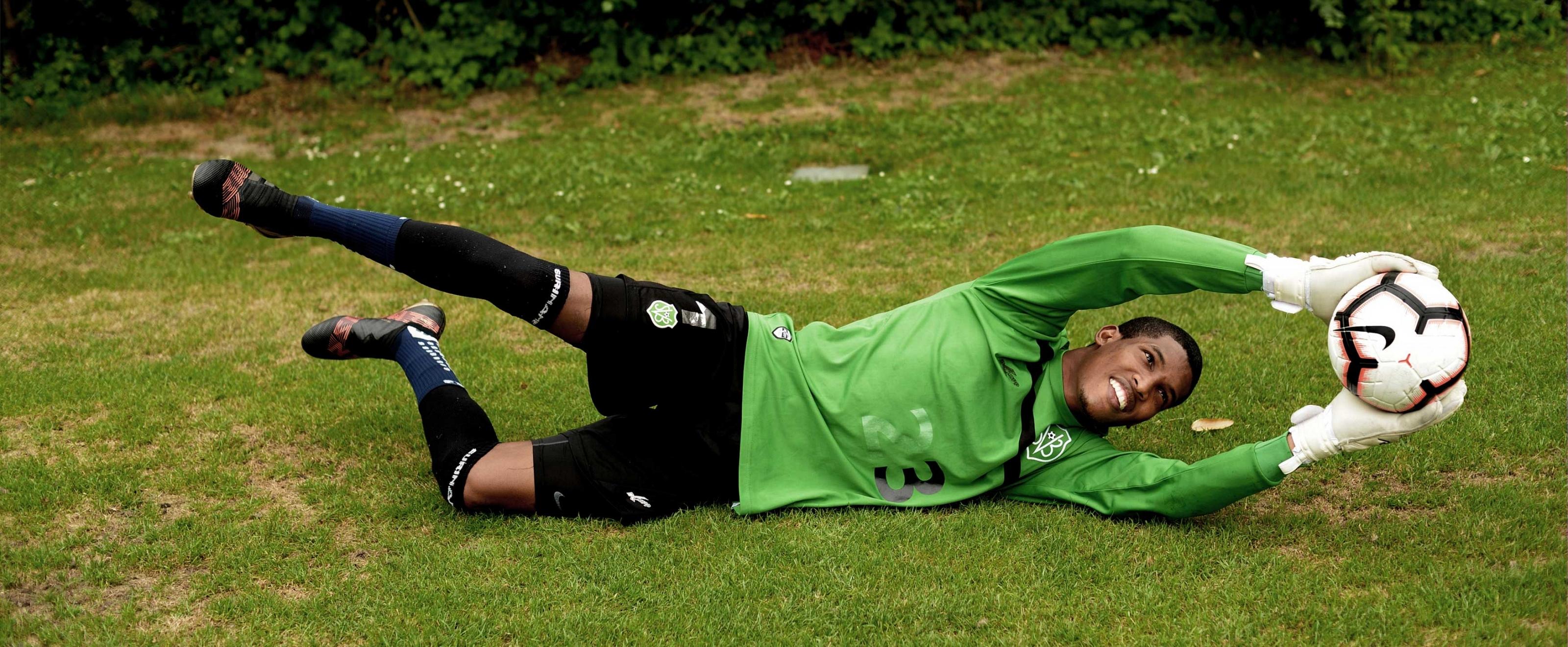 Keeper Surinam